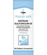 UNDA Natrium Sulfuricum 6x