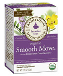 Traditional Medicinals Organic Smooth Move Senna Tea