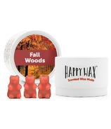Happy Wax Eco Tin Wax Melts Fall Woods