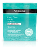 Neutrogena Deep Clean Purifying Hydrogel Mask
