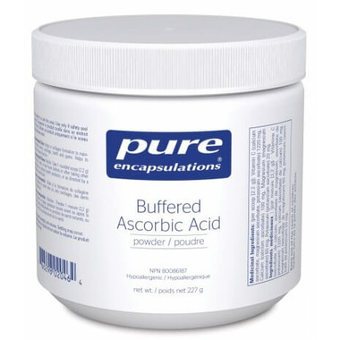 Pure Encapsulations Buffered Ascorbic Acid