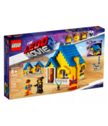 LEGO The LEGO Movie 2 Emmet's Dream House & Rescue Rocket