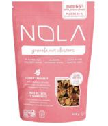 Nola Baking Co. Granola Nut Clusters Cashew Cranberry