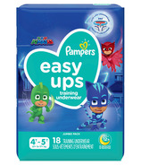 Pampers PJ Masks Easy Ups Training Underwear Boys