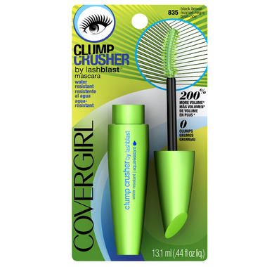 CoverGirl LashBlast Clump Crusher Water Resistant Mascara
