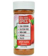 Oh My Spice Spicy Fajita Seasoning