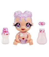 Glitter Babyz Doll Lavender Flower