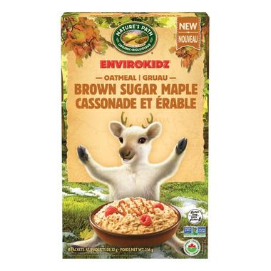 Nature\'s Path Envirokidz Brown Sugar Maple Hot Oatmeal