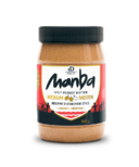 Manba Creamy Medium Spicy Peanut Butter