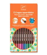 Djeco Water Colour Pencil Crayons