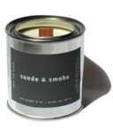 Mala The Brand Soy Candle Suede & Smoke