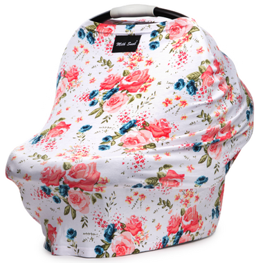 Milk Snob Cover French Floral