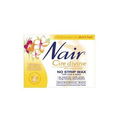 Nair Cire Divine Gardenia No Strip Wax