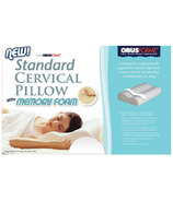 Obus Forme Standard Cervical Pillow with Memory Foam