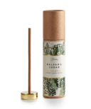 Illume Balsam Cedar Incense Gift Set