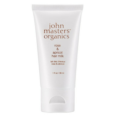 John Masters Organics Rose & Apricot Hair Milk Travel Size