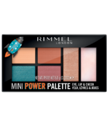 Rimmel London Mini Power Pioneer Palette