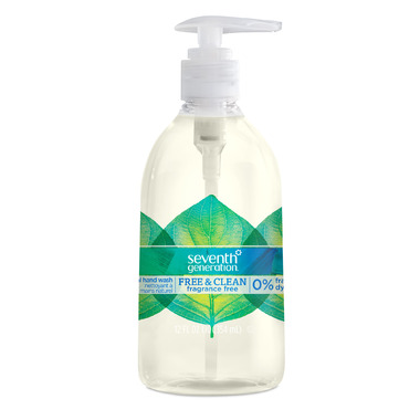 Seventh Generation Hand Wash Free & Clean