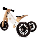 Kinderfeets Tiny Tot PLUS Balance Bike White