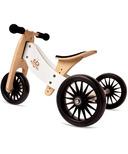 Kinderfeets Tiny Tot PLUS Balance Bike White