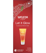 Weleda Let it Glow Luxurious Hand Care Kit