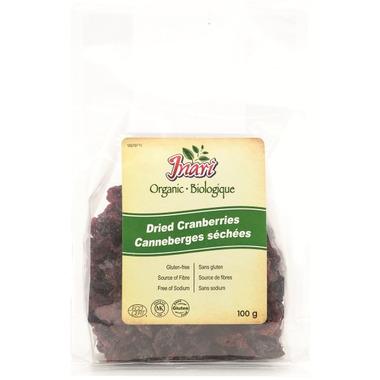 Inari Organic Dried Cranberries