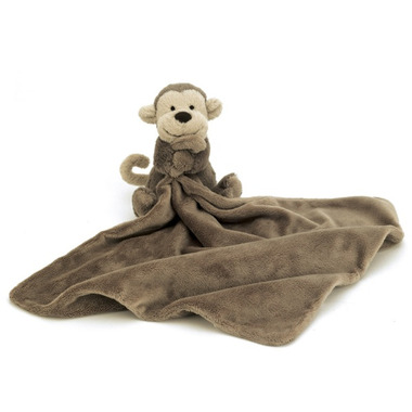Jellycat Bashful Monkey Soother