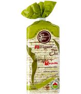 Smartbite Organic Rice & Quinoa Cakes