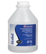 Rougier Alcool à Friction Isopropylique 70%.