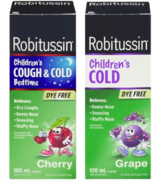 Robitussin Children's Cold Day + Night Bundle