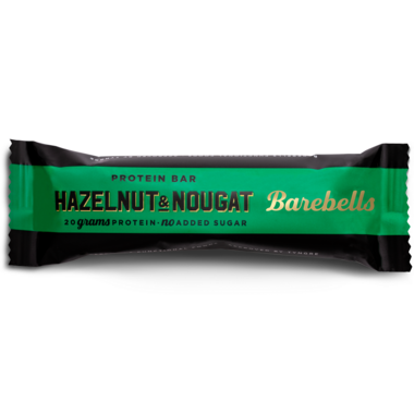 Barebells Protein Bar Hazelnut Nougat