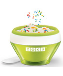 Zoku Ice Cream Maker in Green