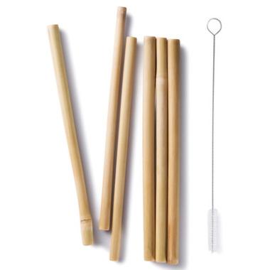 bambu Bamboo Straws
