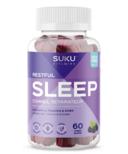 SUKU Vitamins Restful Sleep Blackberry Hibiscus
