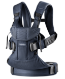 BabyBjorn Baby Carrier One Air Navy Blue 3D Mesh