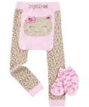 ZOOCCHINI Legging & Sock Set Kallie the Kitten