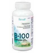 Rexall Time Release B-100 Complex