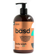 basd Body Wash Invigorating Mint