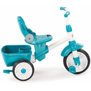 Little Tikes Perfect Fit 4-in-1 Trike Teal