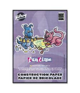 Hilroy Funtime Lightweight Construction Paper Pad