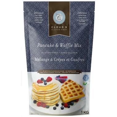 Cloud 9 Gluten Free Pancake & Waffle Mix
