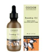 Sérum hydratant à l'huile d'églantier de Cocoon Apothecary