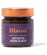 Bisou Dates Chocolate Date Butters