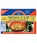 Edward & Sons Miso-Cup Reduced Sodium Soup