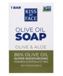 Kiss My Face Lavender Olive Oil Bar Soap