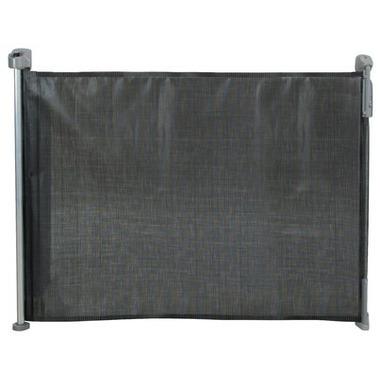 KidCo Retractable Safeway Gate Black