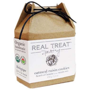 Real Treat Pantry Oatmeal Rasin Cookies