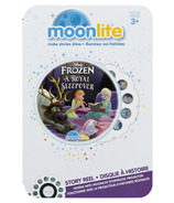 Moonlite Disney Frozen A Royal Sleepover Story Reel for Storybook Projector