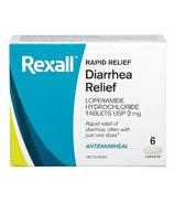 Rexall Anti Diarrheal Caplets