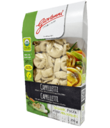 Giovanni Pasta Organic Whole Wheat Vegetable Cappelletti Vegan